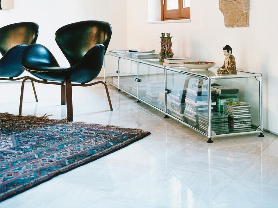 usm haller eine kleine kugel erobert lebenswelten designblog. Black Bedroom Furniture Sets. Home Design Ideas