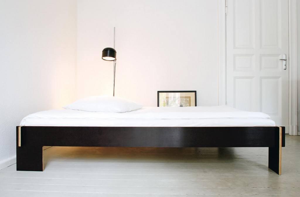 Bett Siebenschläfer © Nils Holger Moormann