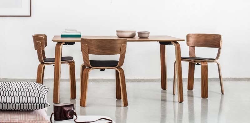One Nordic - Tische, Stühle und Leuchten der Avantgarde