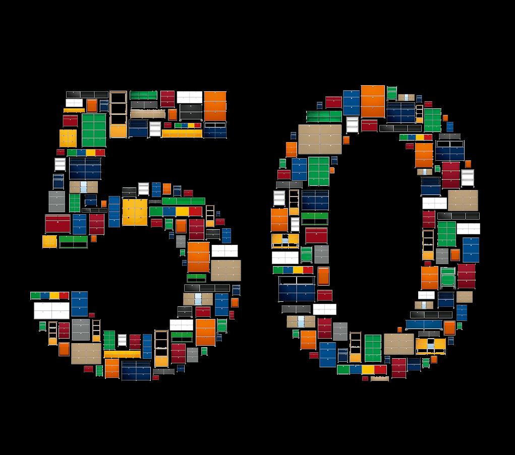 50 Jahre USM