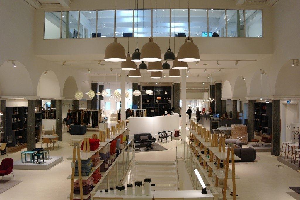 Normann copenhagen flagship store in kopenhagen designblog for Normann copenhagen shop