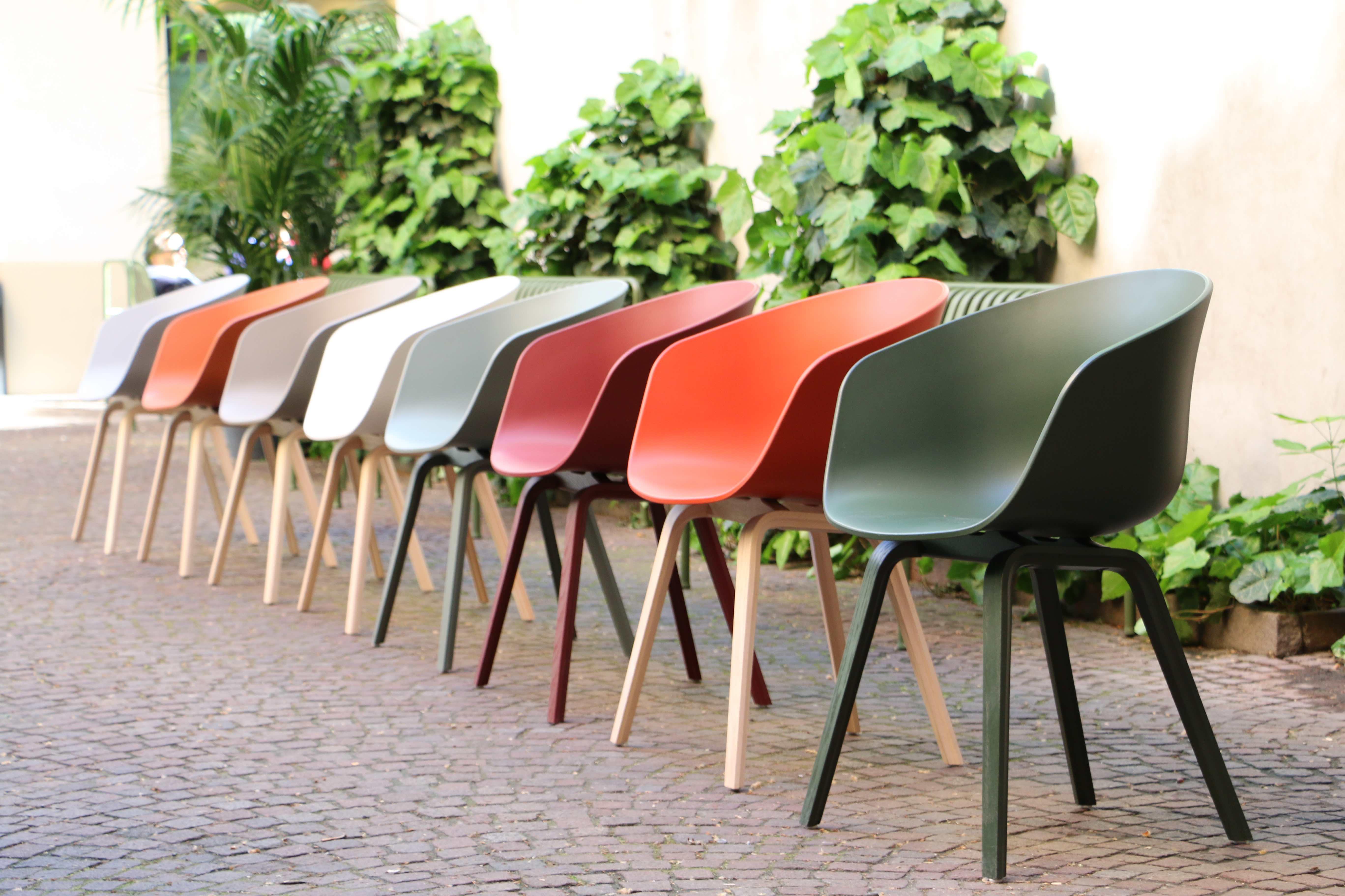 AAC 22 von HAY - About A Chair in neuen Farben
