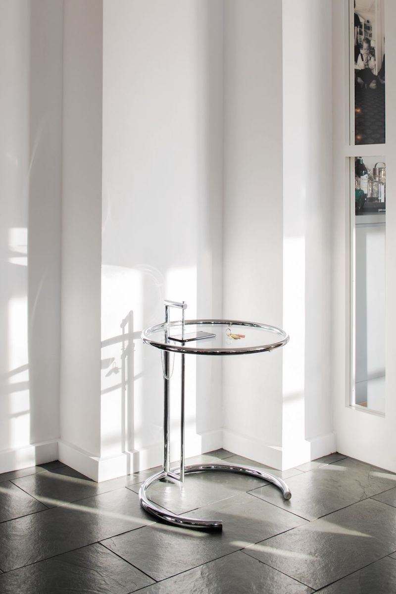 Top 10 Designklassiker Adjustable Table E 1027 von Classicon