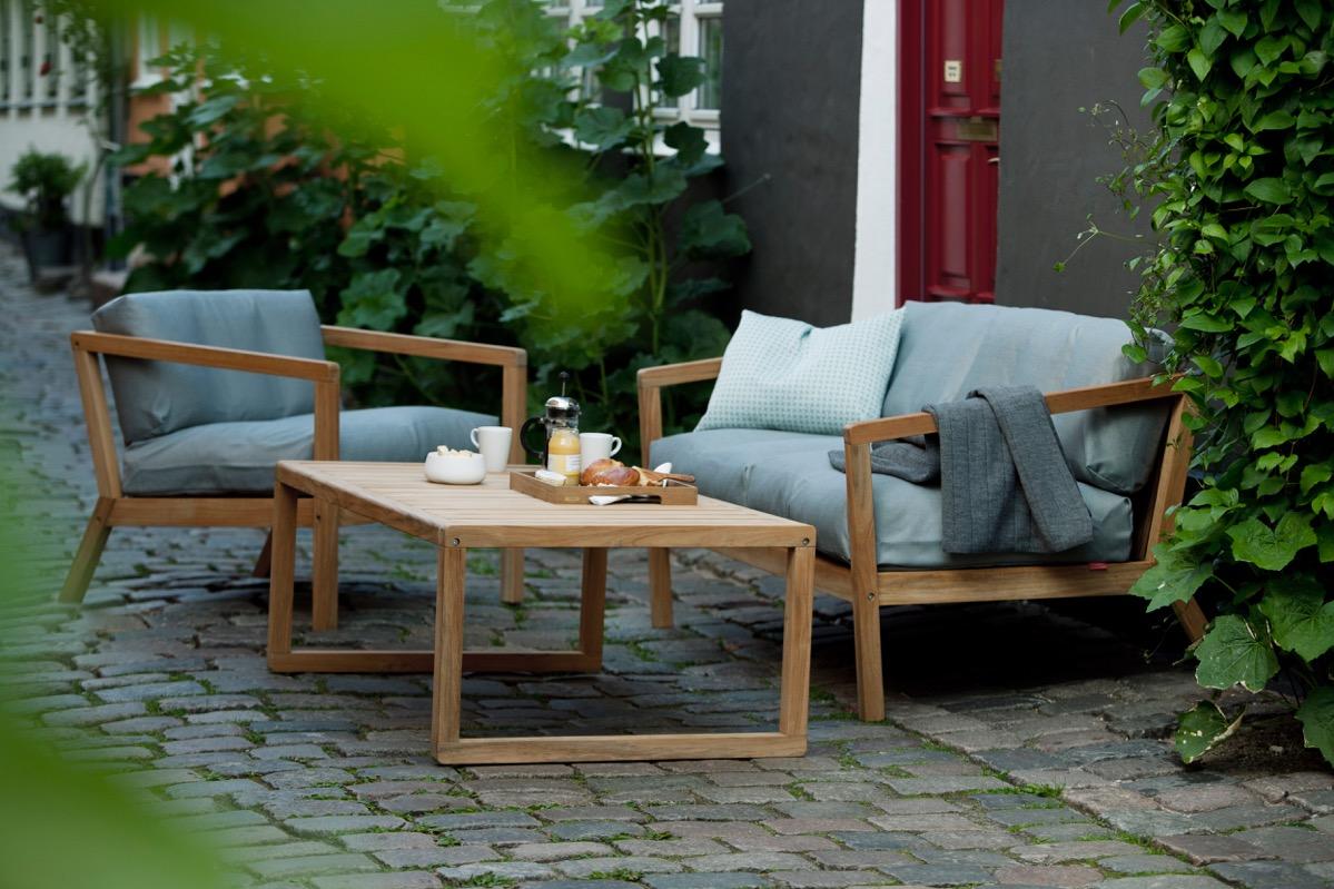 Loungemöbel - 3 Looks für Terrasse und Garten
