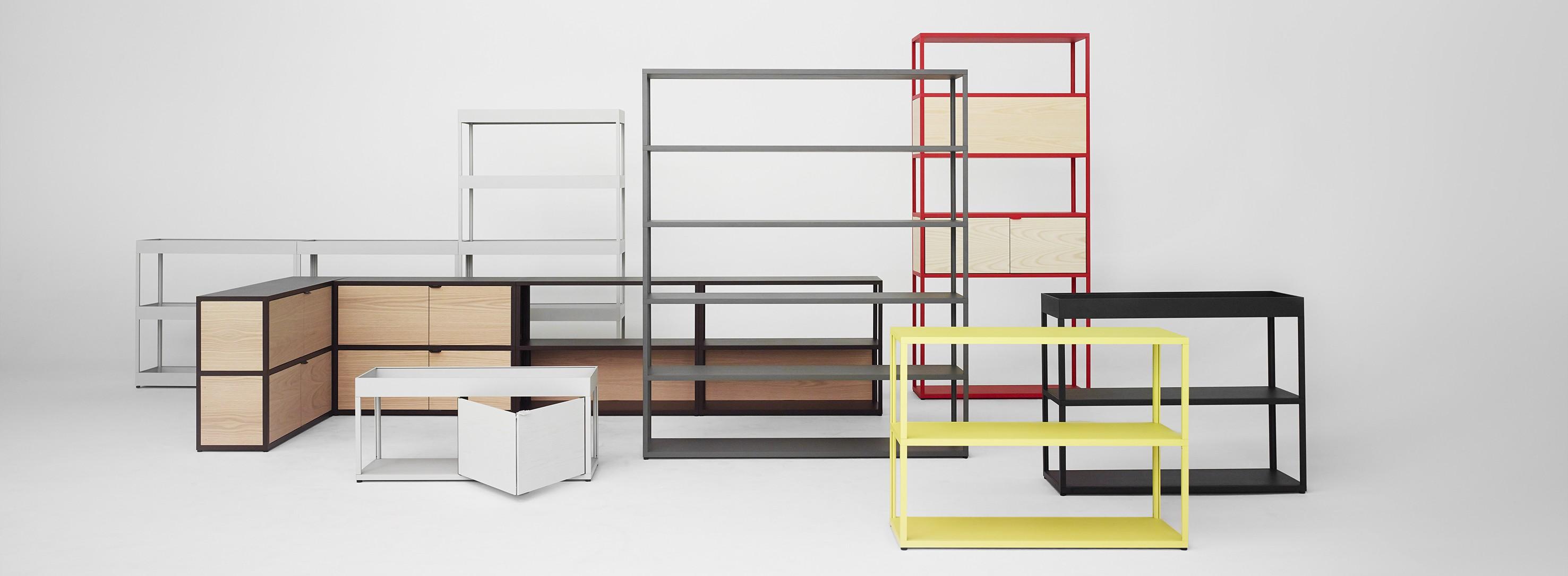 HAY New Order - modulares Regalsystem