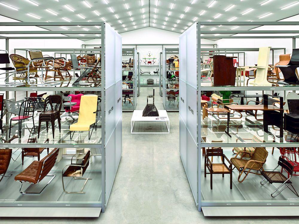 Vitra Schaudepot - ein Bau von Herzog und De Meuron by Design Bestseller
