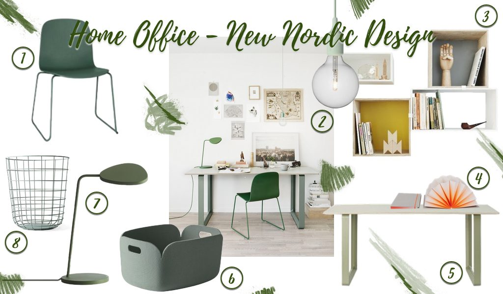 Home Office - New Nordic Design