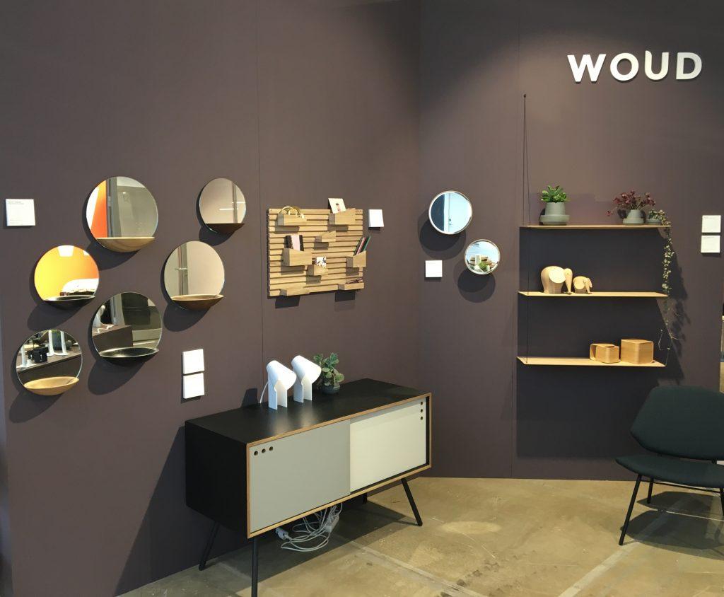woud - northmodern Copenhagen 2016 by Design Bestseller