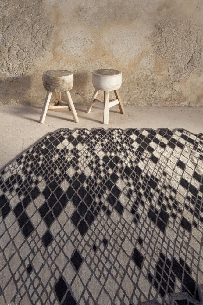nanimarquina hochwertige teppiche designblog. Black Bedroom Furniture Sets. Home Design Ideas
