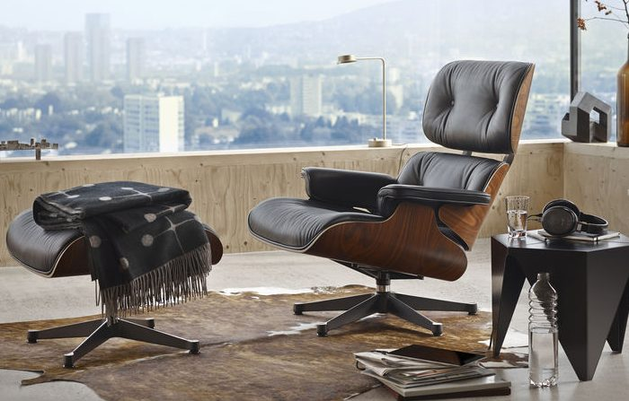 Furnitecture m bel an der schnittstelle zur architektur for Eames chair plagiat