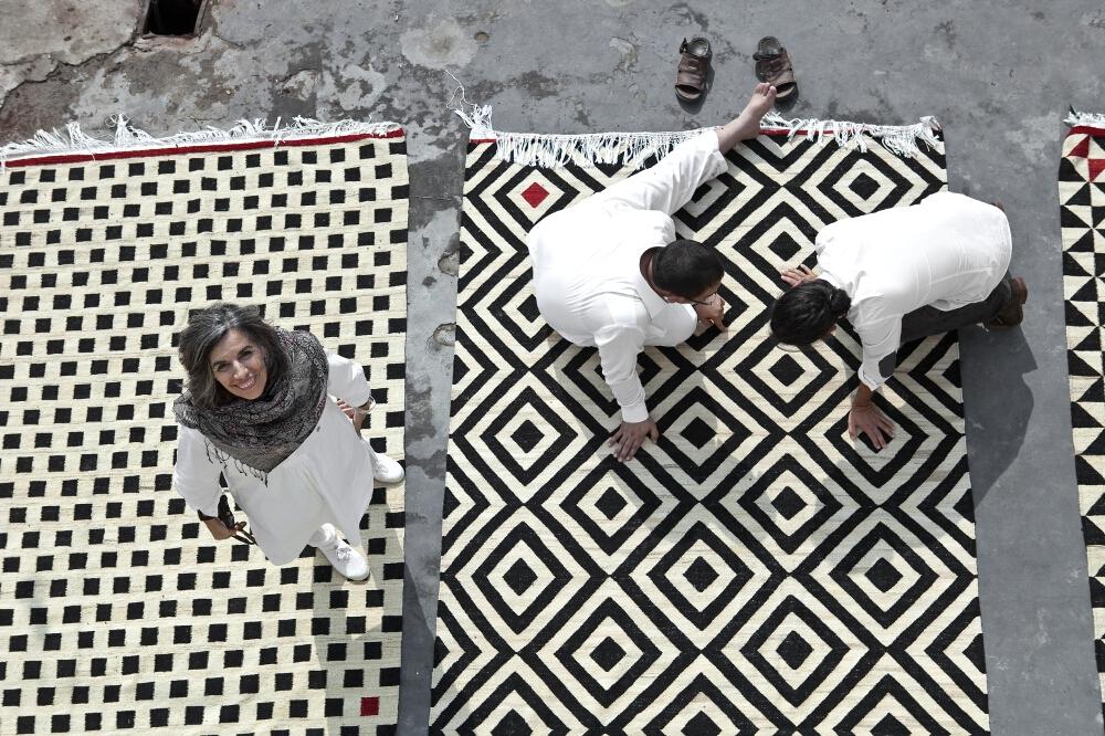 Hochwertige teppiche  Nanimarquina - hochwertige Teppiche - DESIGNBLOG