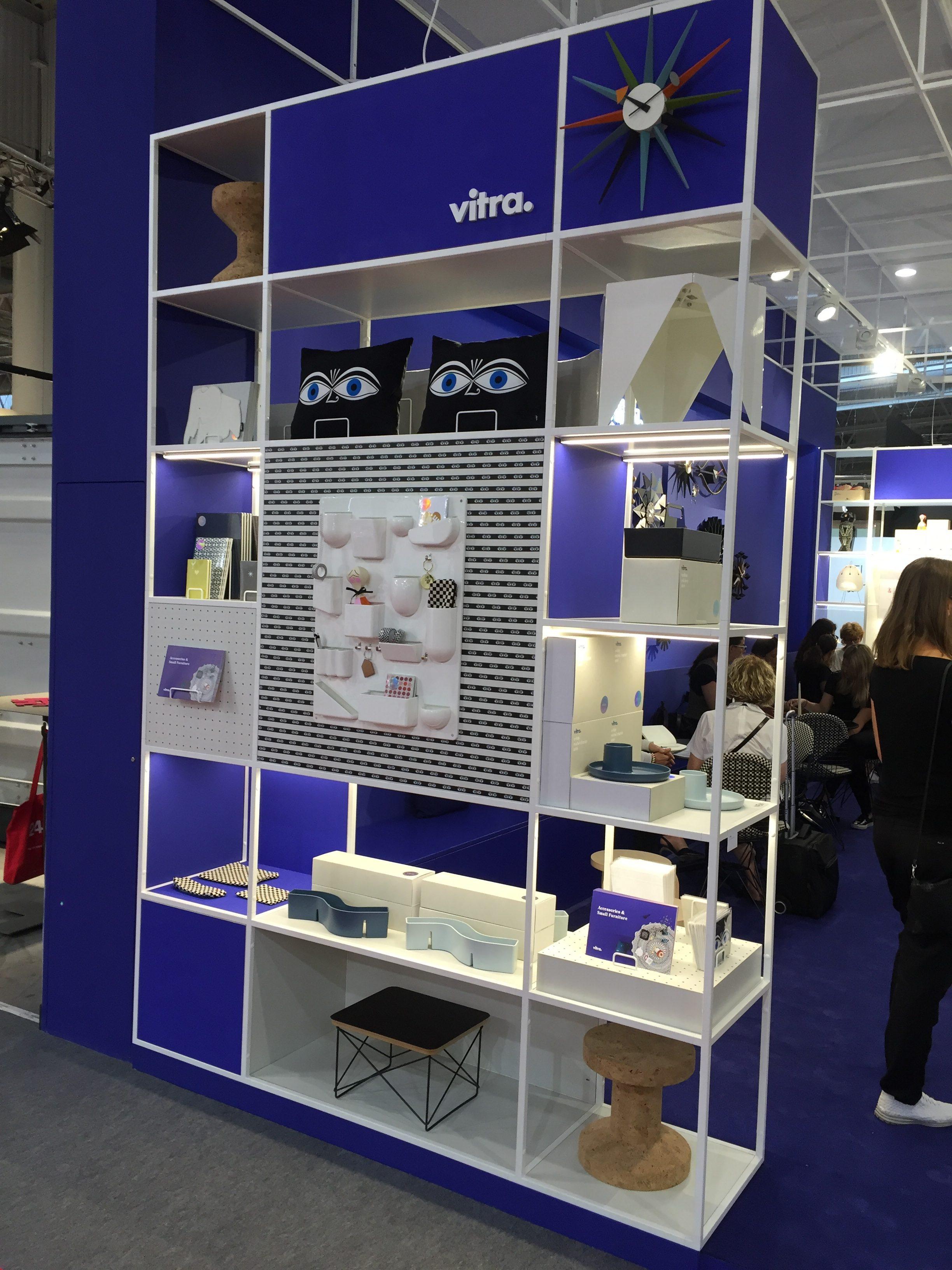 Vitra auf der M&O Paris Herbst 2016 by Design Bestseller