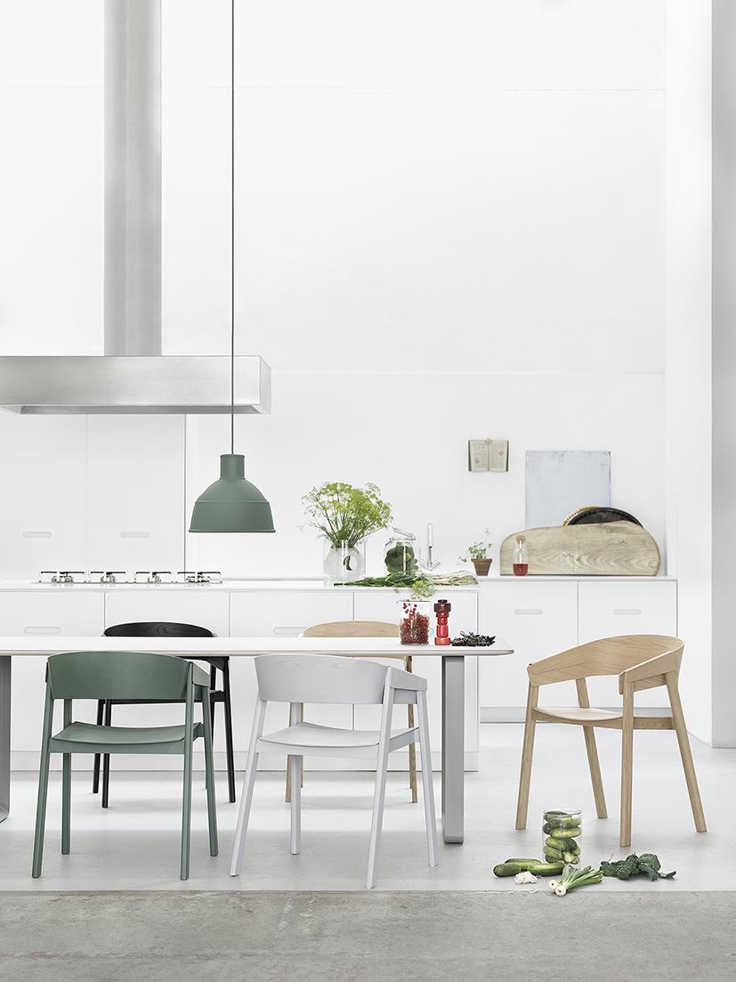 70/70 Tisch von Muuto - Unsere Top 10 der Esstische by Design Bestseller