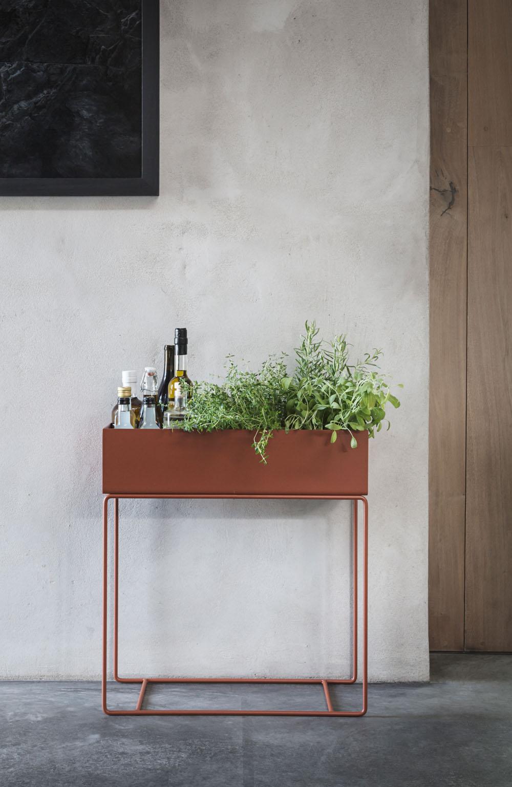 Plant Box von ferm Living - Unsere Top 10 der Wohnaccessoires by Design Bestseller