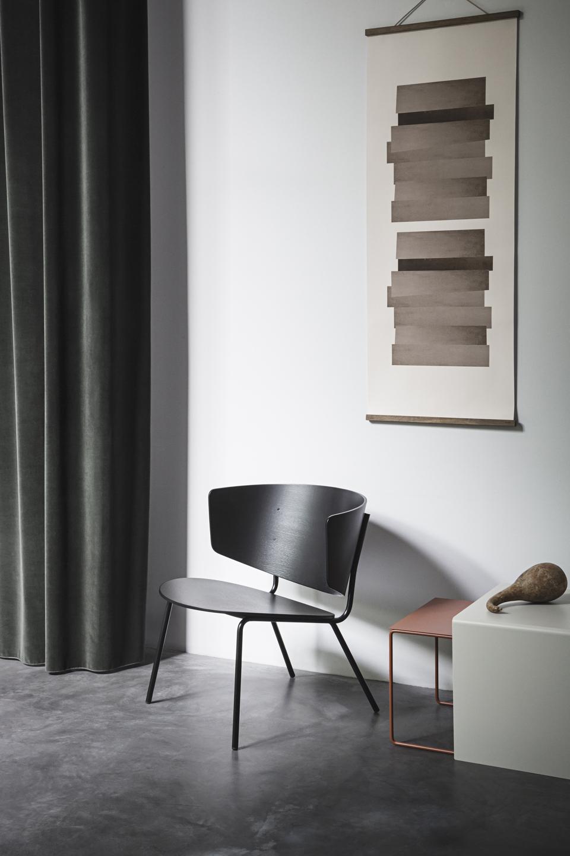 Herman Lounge Chair - Herbst-Neuheiten von ferm Living by Design Bestseller