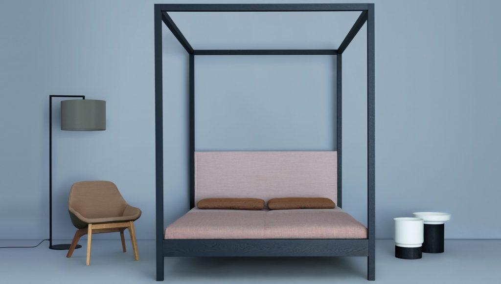 INHEAVEN Himmelbett von Zeitraum - Möbel aus Holz mit Haltung by Design Bestseller