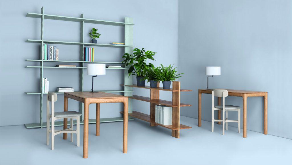M11 Tisch von Zeitraum - Möbel aus Holz mit Haltung by Design Bestseller