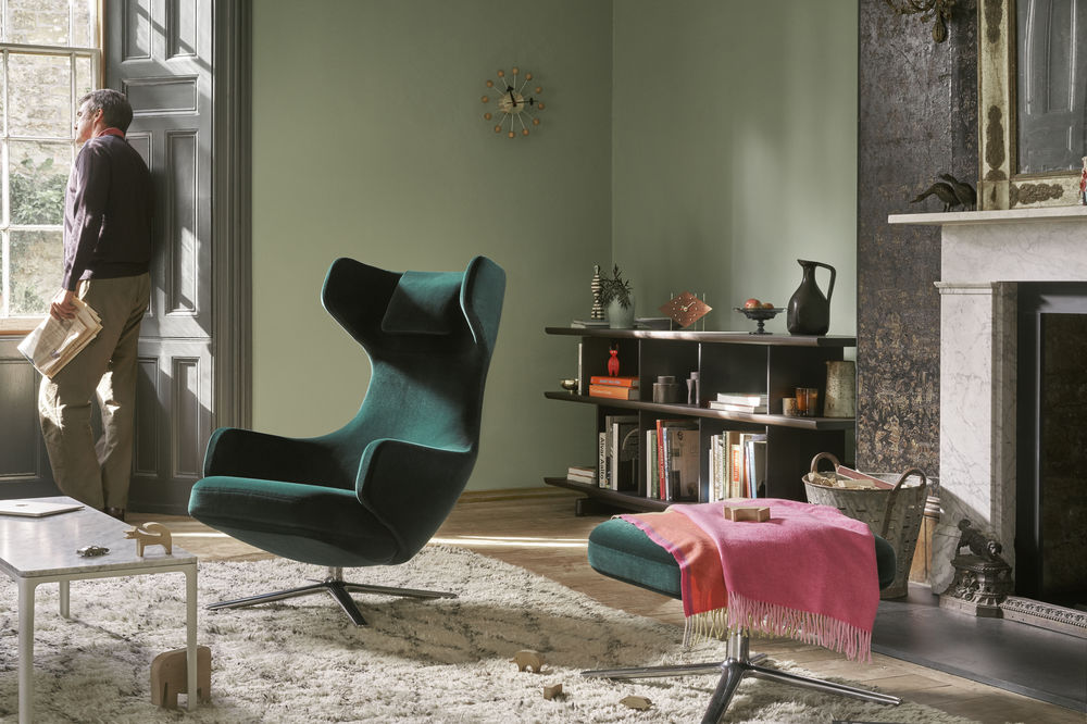 Vitra News - Colour Block Decke & Dot Kissen von Hella Jongerius