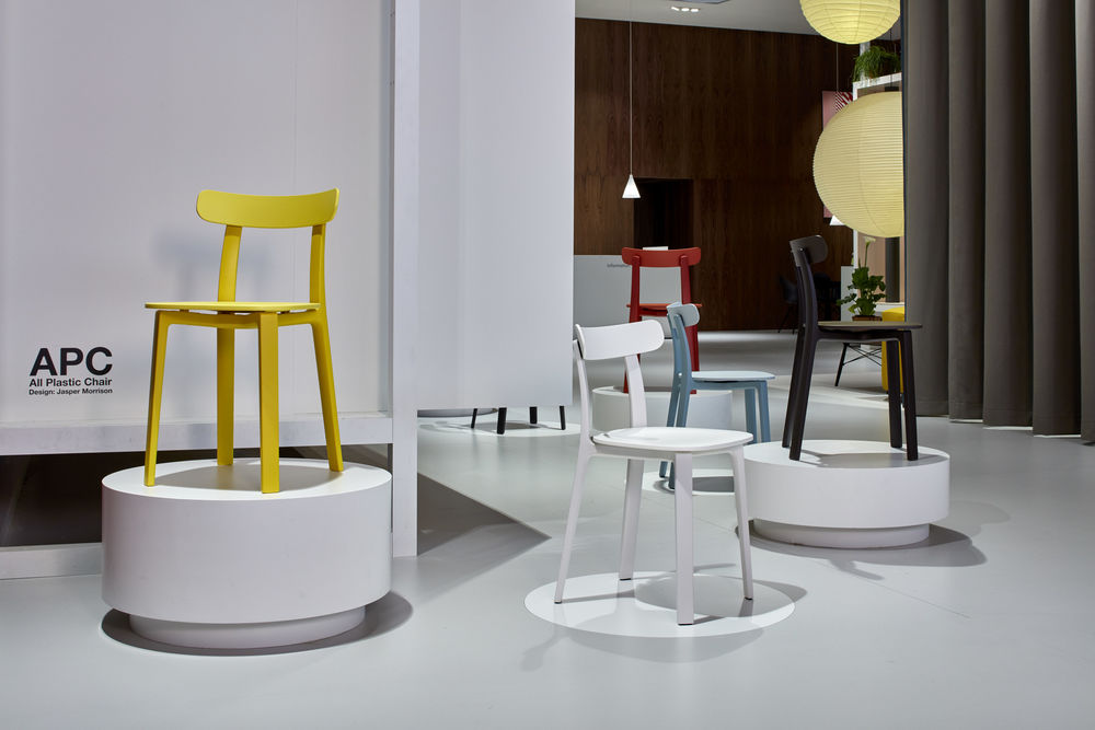 Vitra News - APC All Plastic Chair by Design Bestseller