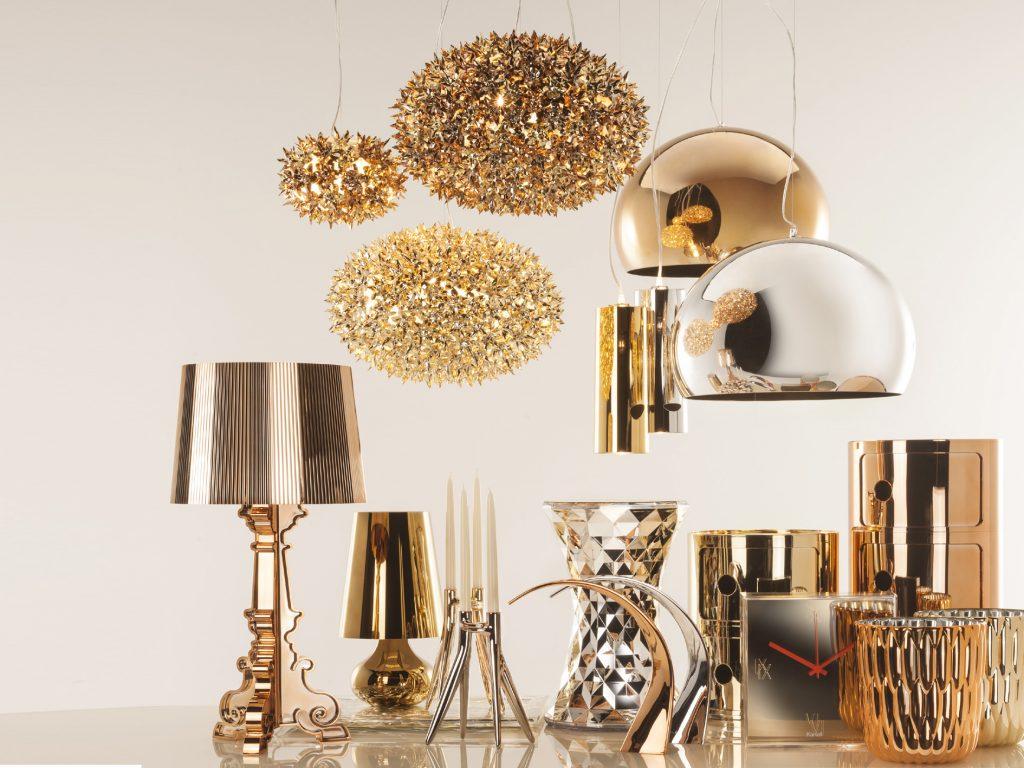 Der Metallic Trend - Messing, Chrom und Kupfer by Design Bestseller