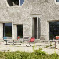Bauhaustraum für den Garten - Thonet All Seasons