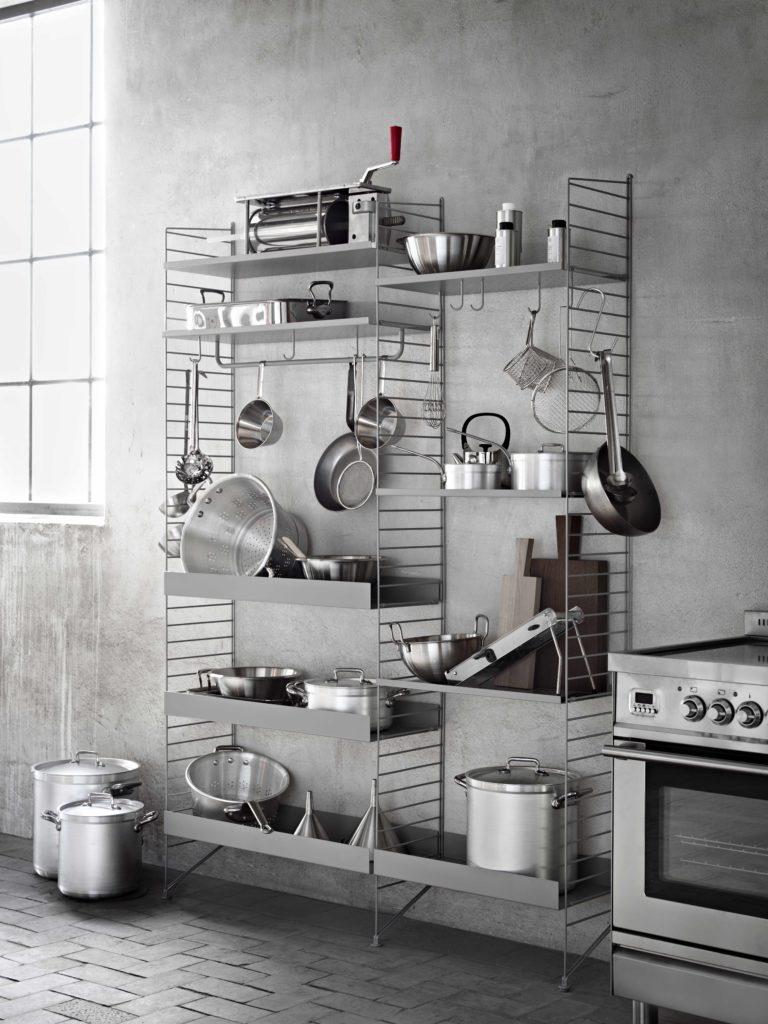 Fesselnde Offene Küchenregale Das Beste Von Küchenregale