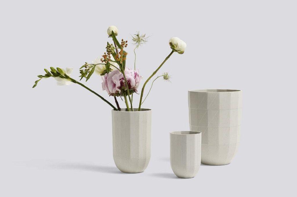 Paper Porcelaine Vase von HAY - Unsere Top 10 der Vasen