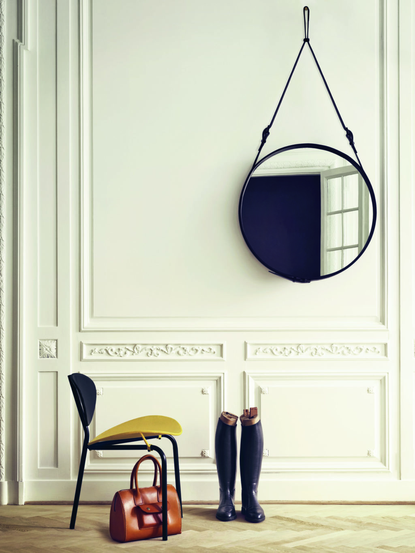 Die neuen Spiegel - Adnet Circulaire von Gubi