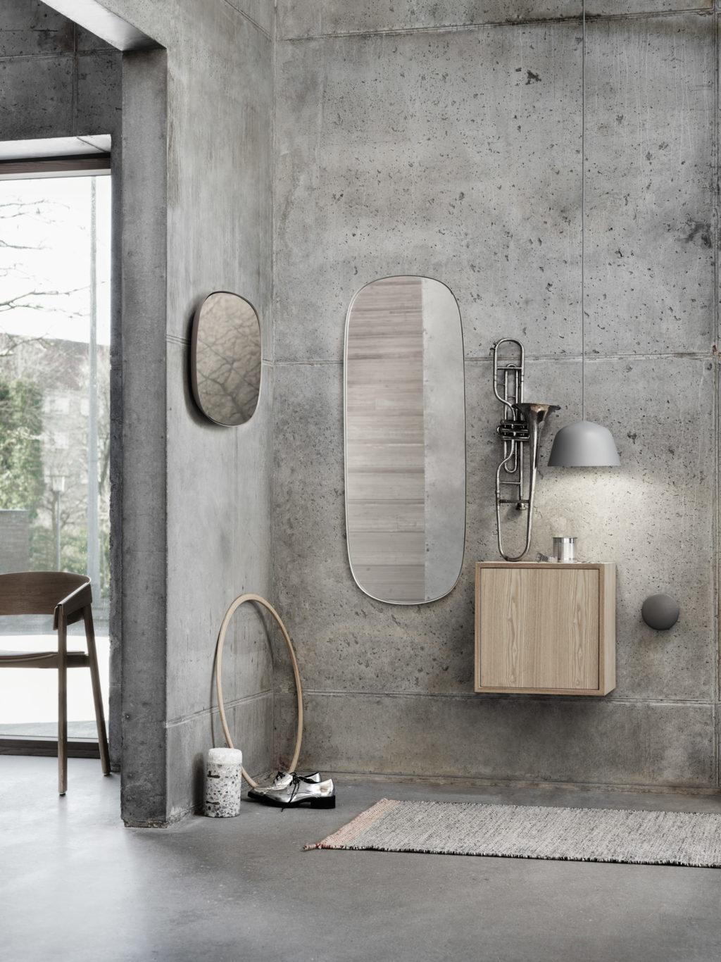 Die neuen Spiegel - Framed von Muuto