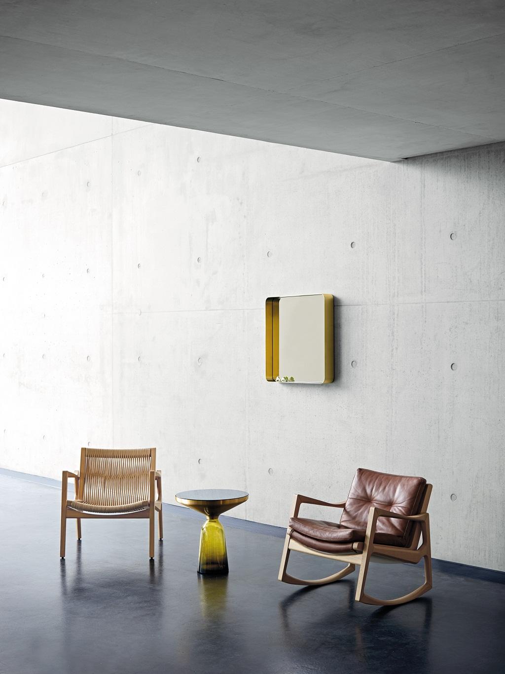 Die neuen Spiegel - Cypris von Classicon