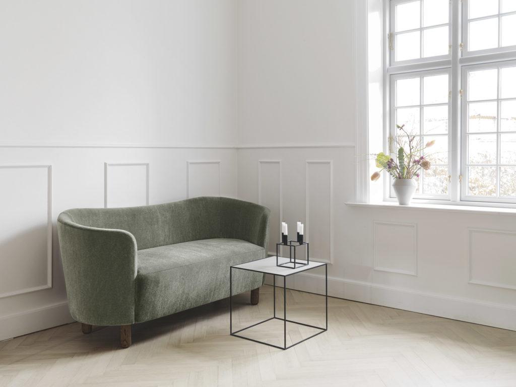 Rauf aufs Sofa - Mingle Sofa von byLassen