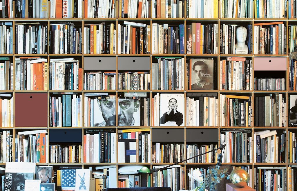 Dekotipps fürs Bücherregal