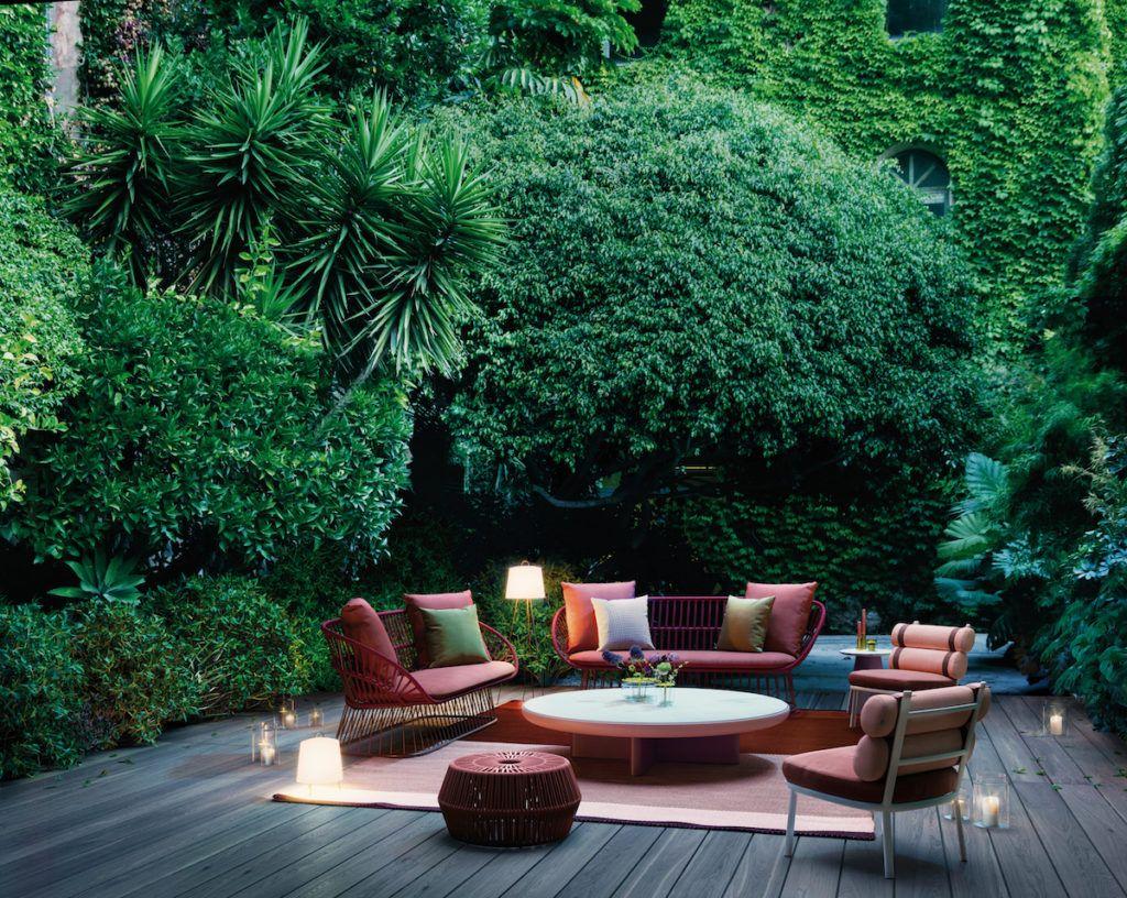 Outdoor Lounge Deluxe - Probier\'s mal mit Gemütlichkeit - DESIGNBLOG