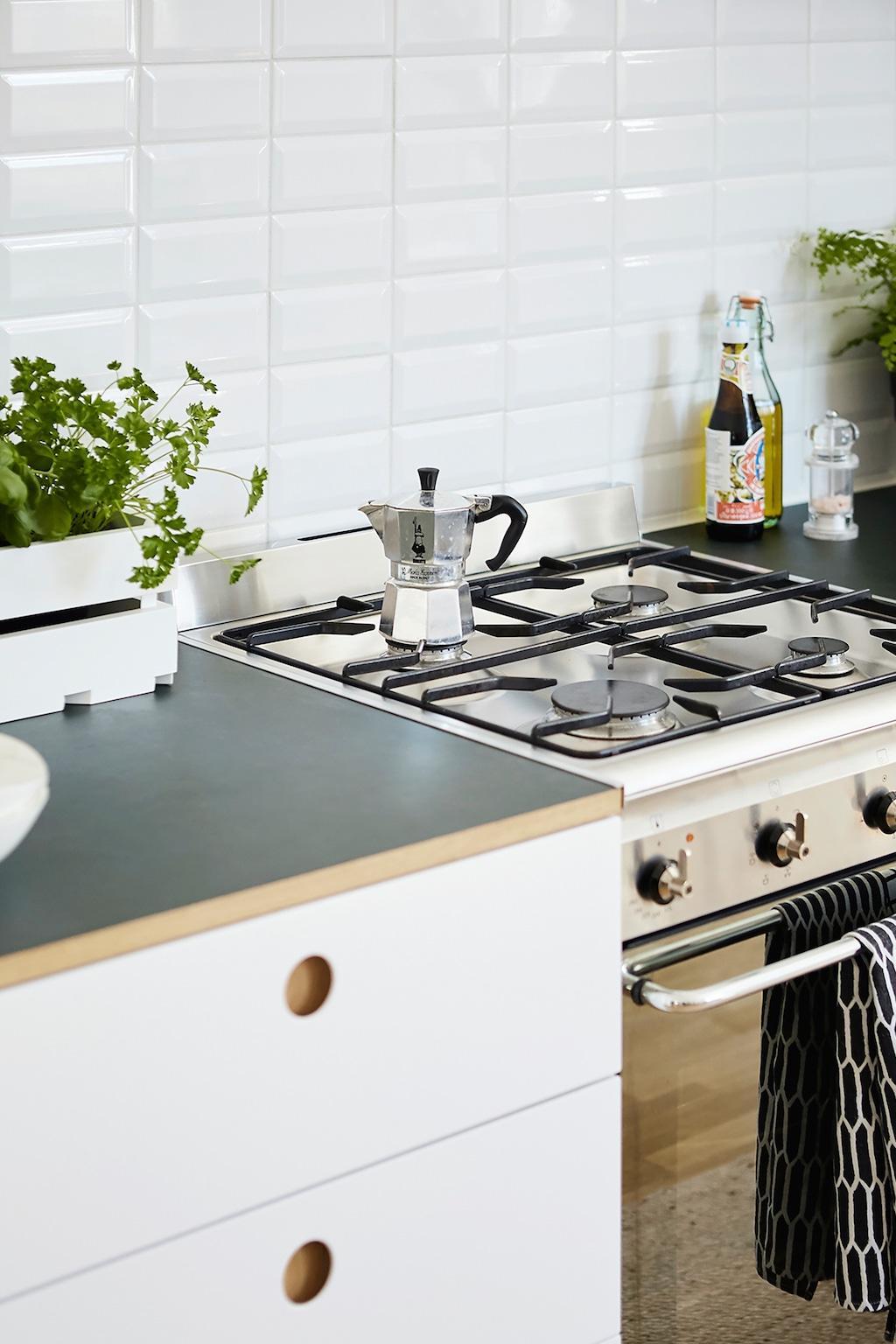 Küche ist Trend