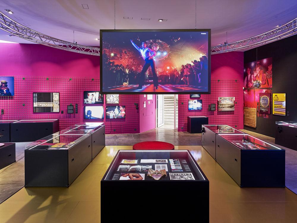 Night Fever im Vitra Design Museum