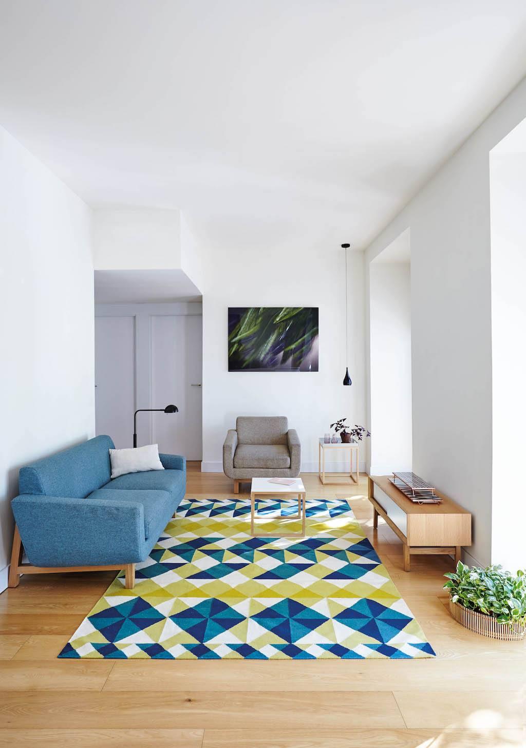 Geliebter Teppich
