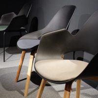 HOUE Falk Chair – eine kunststoffgewordene Revolution