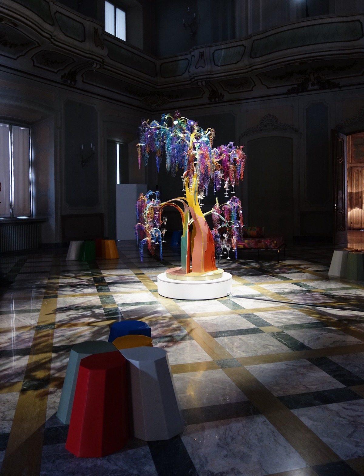 Designbestseller auf dem Fuorisalone in Mailand