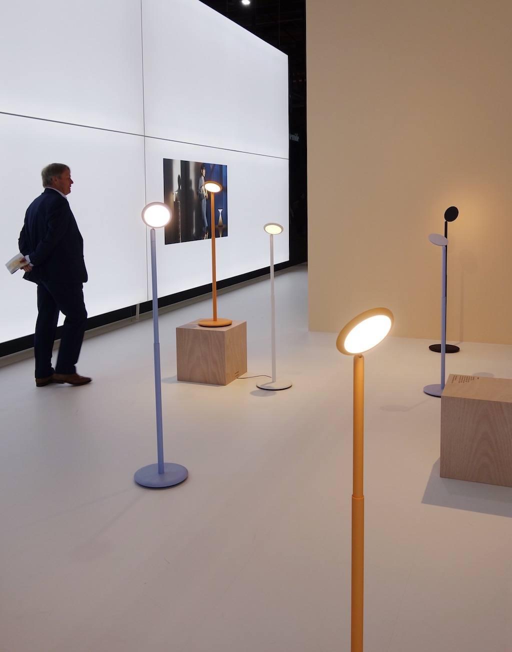 Tobias Grau PARROT Leuchte auf der Euroluce 2019
