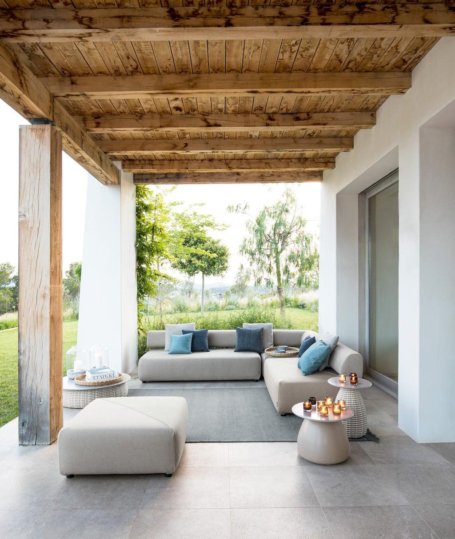 Outdoor Lounge Brixx von Dedon