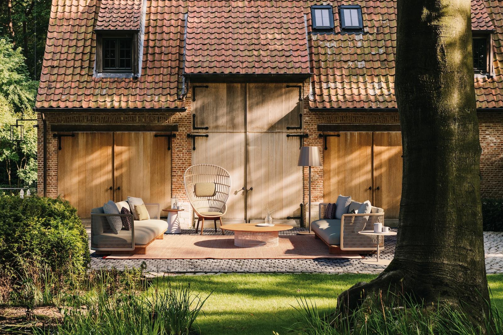 Kettal Outdoor Lounge Möbel
