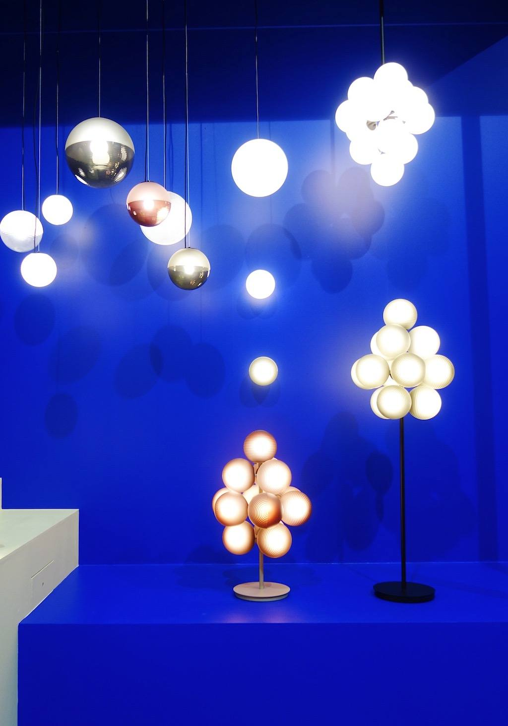 Pulpo Stellar Grape auf der Euroluce 2019
