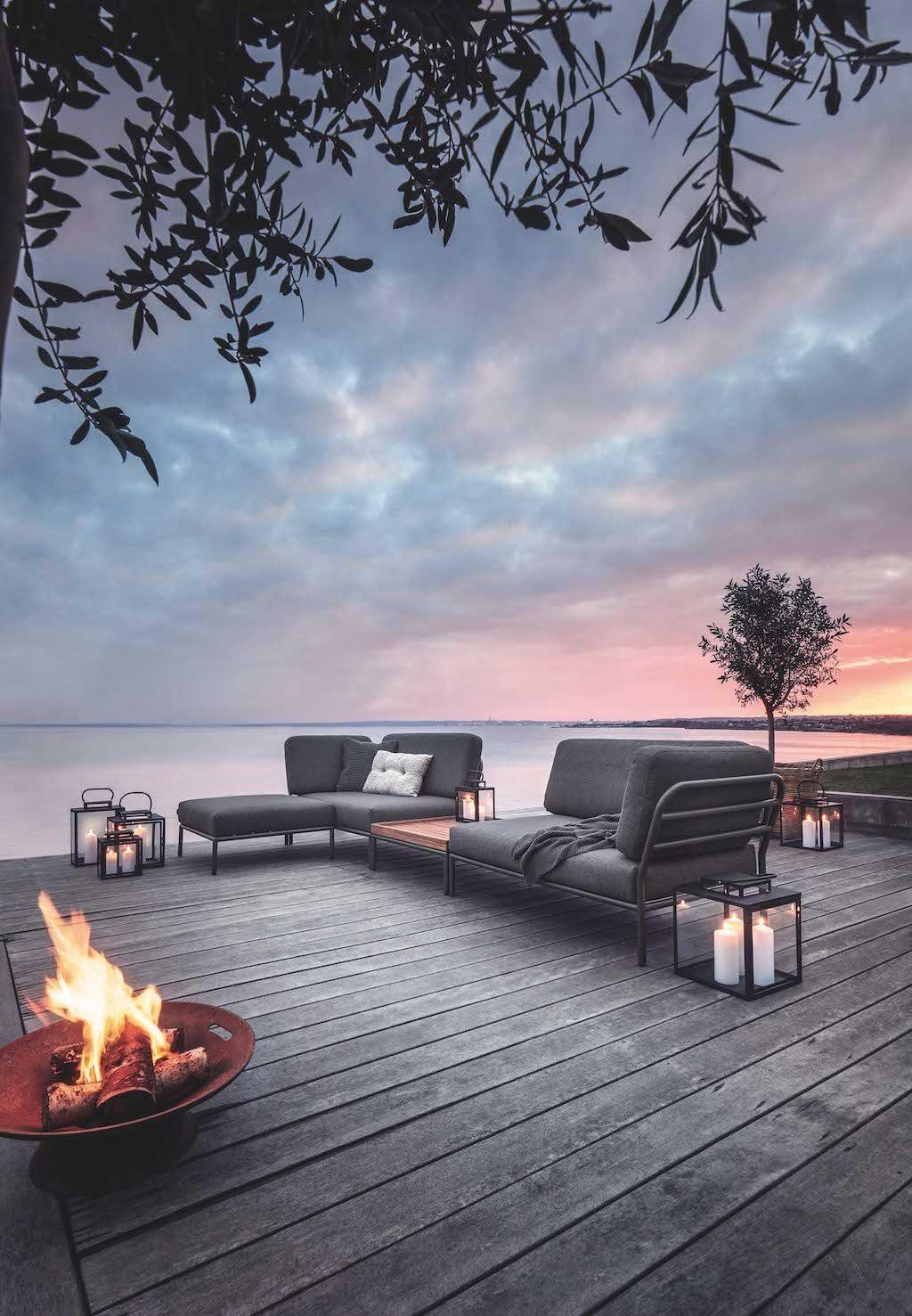 Outdoor Sofa Level von Houe