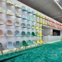 Neue Farbrange für den Eames Chair + Gewinnspiel