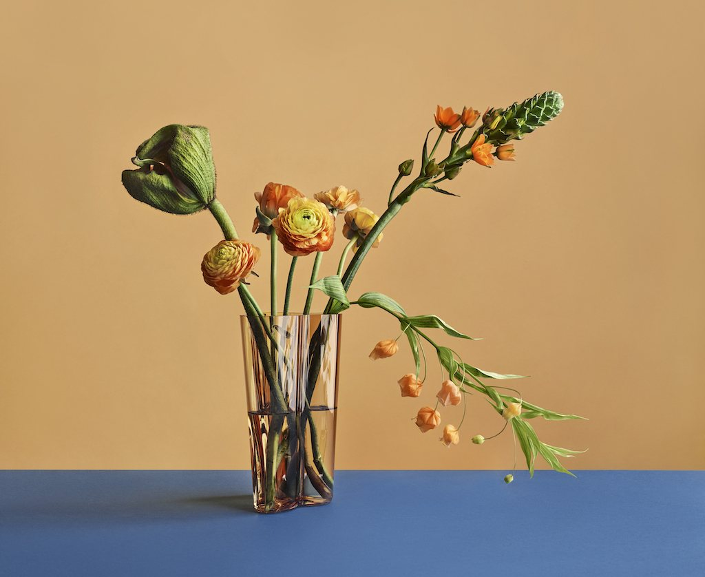 Traumhafte Vasen: Aalto Vase Finlandia von Iittala