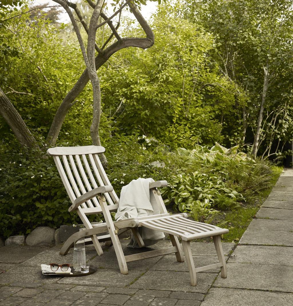Gartenliegen, Deckchair, Doppelliege