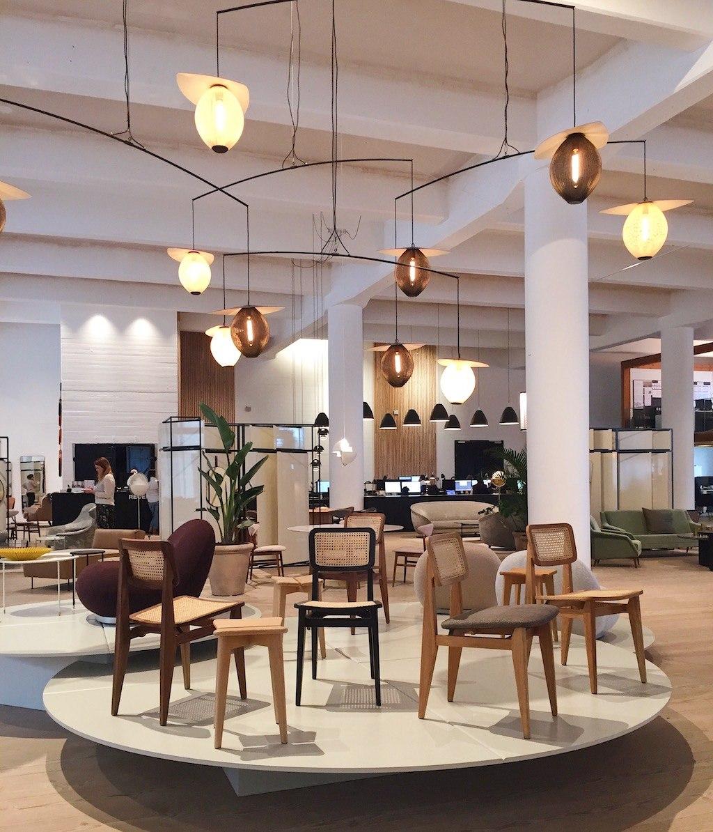 3 Days of Design 2019 in Kopenhagen - Gubi Showroom