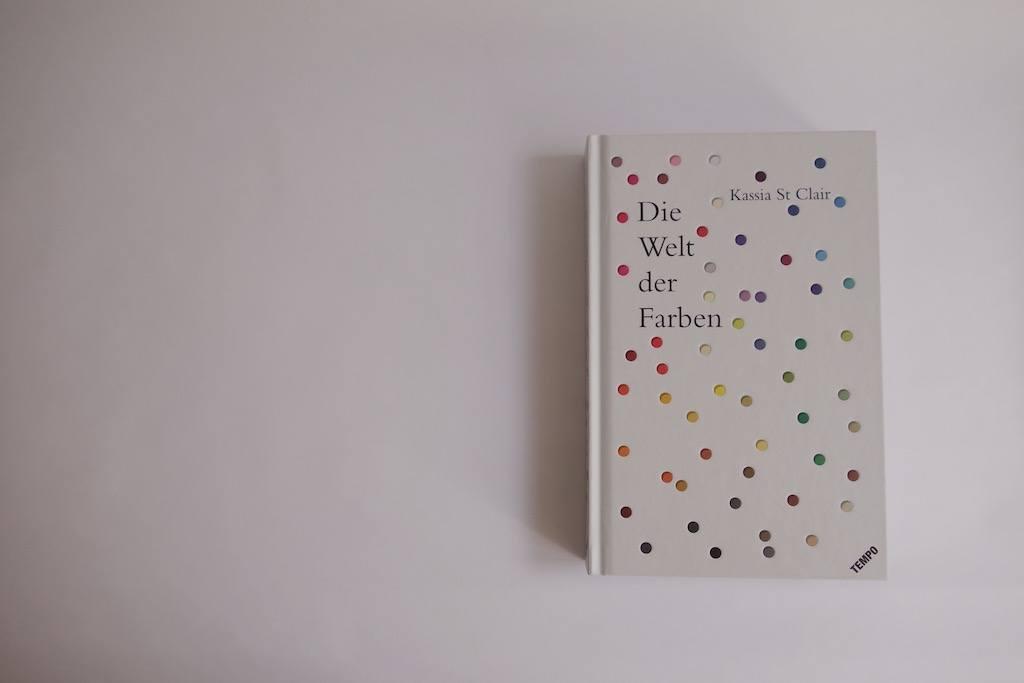 Buchcover: Die Welt der Farben