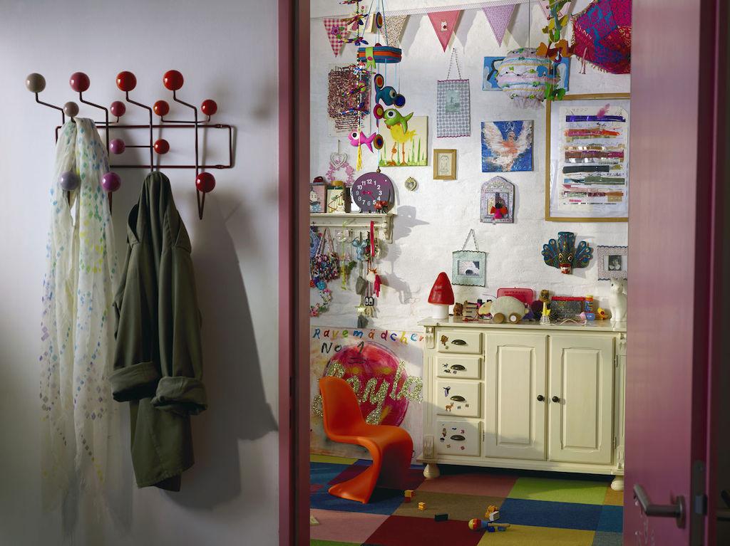 Das Kinderzimmer - let's play! Mit der Deko muss man es nicht übertreiben.