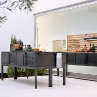 Outdoorküchen – Freiluftkochstelle deluxe